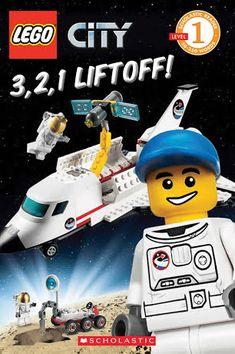 Sonia Sander, Scholastic – LEGO City: Ready for Takeoff! (Level 1) – Książki wGoogle Play