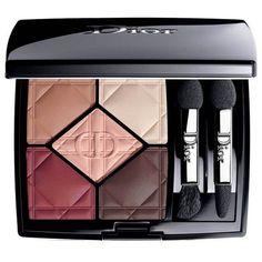 Christian Dior 5 Couleurs High Fidelity Colours Eyeshadow 777 (1.085 ARS) ❤ liked on Polyvore featuring beauty products, makeup, eye makeup, eyeshadow, beauty, eyes, christian dior eye shadow, christian dior, palette eyeshadow and eye brow makeup