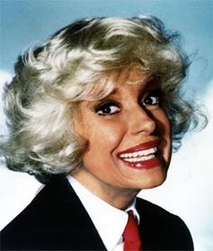 "Carol Channing is a Broadway star with a raspy, often imitated voice and extravagant style who has been described as Ethel Merman, ""only more so."" She began performing in grade school, with spot-on impressions of her teachers that landed young Channing in the principal's office. In high school she competed on the debating team, and won a statewide speaking contest with her presentation on ""What America Means to Me""."