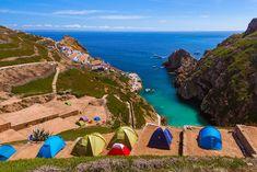 Islas Berlengas, el paraíso de Portugal que todavía no conoces Algarve, Reserva Natural, Golf Courses, World, Water, Travel, Outdoor, Spaces, Lisbon