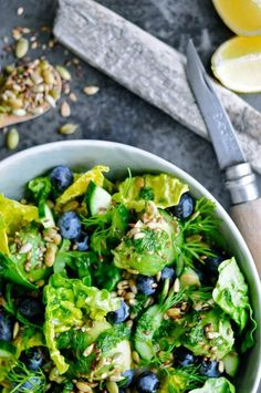 Summer Salad Recipes, Easy Salad Recipes, Easy Salads, Healthy Recipes, Crab Stuffed Avocado, Waldorf Salat, Light Summer Dinners, Cottage Cheese Salad, Salad Dishes