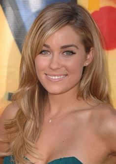 Hills marathon on MTV this weekend made me remember how much style LC has.... I love face bangs!!!