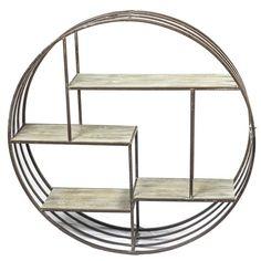 SagebrookHome Metal Wall Shelf & Reviews   AllModern