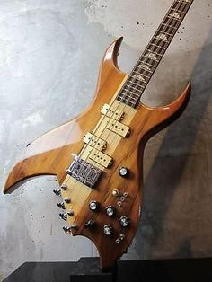"""?used?b.c.rich Usa Bich 8 Strings Bass """"koa"""" '78 With Hard Case ? - http://www.8stringguitar.org/for-sale/usedb-c-rich-usa-bich-8-strings-bass-koa-78-with-hard-case/18740/"""