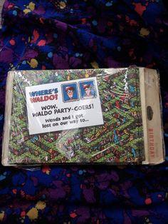 Items similar to Vintage Where's Waldo birthday party invitations on Etsy Wo Ist Walter, Wheres Wally, Baby Theme, Birthday Party Invitations, Party Time, Birthday Ideas, Parties, Party Ideas, Kid