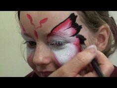 3 Quick 1 Stroke Butterflies - YouTube