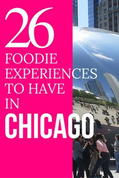Planning to head to Chicago? Looking for things to do while you're in the windy city. Well get ready to add 26 foodie experiences to have when you're in Chicago, Illinois. (WARNING: your mouth may start to drool.) Discover the world at http://MatadorNetwork.com
