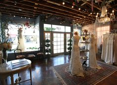 claire pettibone flagship store photographed by elizabeth messina