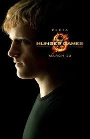 Hunger Games Poster - Promo Flyer 2012 Movie - 11 X 17 - Josh Hutcherson Peeta The Hunger Games, Hunger Games Poster, Hunger Games Characters, Hunger Games Movies, Hunger Games Catching Fire, Hunger Games Trilogy, Movie Characters, Fictional Characters, Katniss Y Peeta