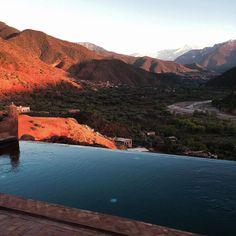 Kasbah Bab Ourika, Ourika valley, Tnine Ourika - Maroc.