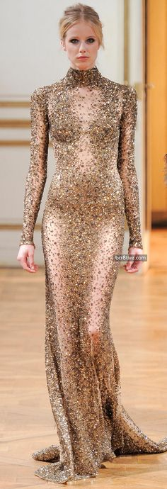 The complete Zuhair Murad Fall 2013 Couture fashion show now on Vogue Runway. Couture Fashion, Runway Fashion, Fashion Show, Street Fashion, Fashion Women, High Fashion, Women's Fashion, Fashion Trends, Zuhair Murad Haute Couture