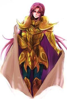 Gold Saint Aries