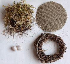 mini bird's nest
