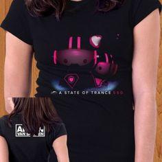 ASOT 550 Armin Van Buuren Women T-Shirt