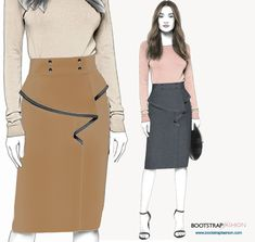 Bootstrapfashion.com - Designer Sewing Patterns, Affordable Trend Reports and Fashion Designer Resources