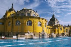 Guide to Thermal Baths in Budapest, Hugary