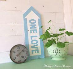 Shabby-Roses-Cottage: Pallet Love - Holzpaletten