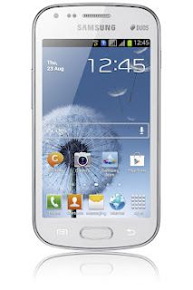 Samsung, the South Korean mobile phone manufacturer has officially launched the Galaxy S Duos S7562. As the name suggests, Galaxy S Duos S7562 is a Dual SIM mobile phone with latest version of Android 4.0 (Ice Cream Sandwich) operating system.