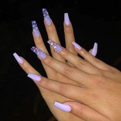 15 Color Changing Nail Inspirations Cool Nail Art Designs 2020 Her Style Cod. - 15 Color Changing Nail Inspirations Cool Nail Art Designs 2020 Her Style Code - Aycrlic Nails, Swag Nails, Manicures, Coffin Nails, Stiletto Nails, Bling Nails, Purple Acrylic Nails, Summer Acrylic Nails, Summer Nails
