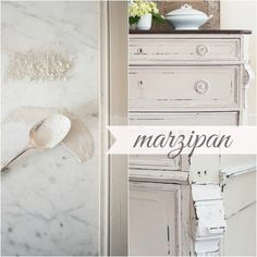 Miss Mustard Seed's milk paint in Marzipan.