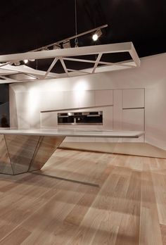 Luxurious and functional kitchen, designed by Paxmann.
