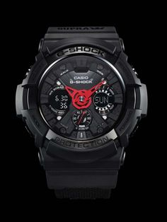 "The SUPRA G-Shock ""It's About Time"" watch and Vaider Lite go on sale Saturday, May 11."