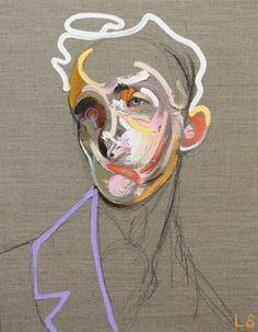 Homme 71 by Loribelle Spirovski — Frances Keevil Gallery Sydney