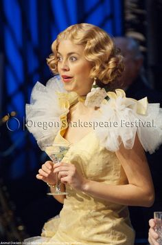 Oregon Shakespeare Festival. ANIMAL CRACKERS (2012): Mandie Jenson. Photo: Jenny Graham.