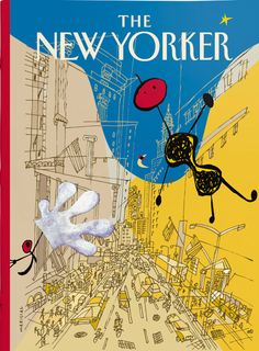 Premium Giclee Print: The New Yorker Cover - November 1993 by Javier Mariscal : The New Yorker, New Yorker Covers, Saul Steinberg, Thanksgiving Day Parade, Magazine Art, Magazine Covers, All Poster, Posters, Vintage Magazines