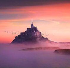 Le Mont Saint-Michel, Love it !