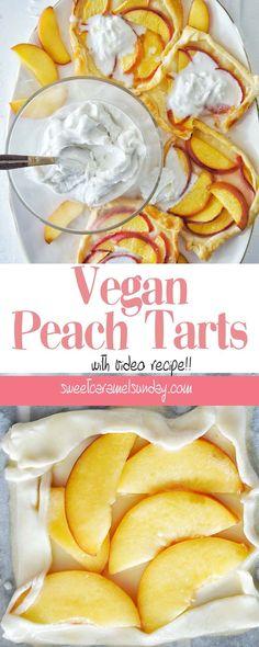 Peach Tartlets Recip