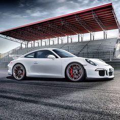 2014 Porsche 911 GT3 Sport-car #PushTheGas