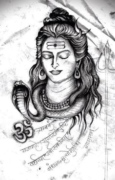 Here you will find most beautiful and attractive Shiva tattoo designs and ideas for your Shiva tattoos, Lord shiva beautiful tattoos and designs for men and women. Hindu Tattoos, Arm Tattoos, Sleeve Tattoos, Tatoos, Lord Shiva Sketch, Mahadev Tattoo, Shiva Angry, Trishul Tattoo Designs, Tattoo Collection