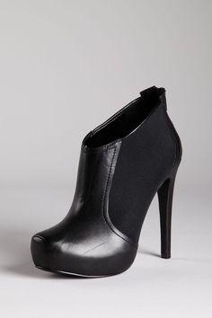 Jessica Simpson Livia High Heel Bootie (Also In Cognac/Black)! Love these!