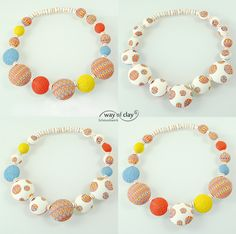 turn 'n' mix - necklace