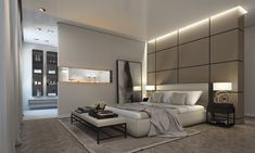 Penthouse in Berlin by Ando Studio  ~ Great pin! For Oahu architectural design visit http://ownerbuiltdesign.com