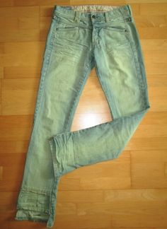 * * * MARITÉ+FRANCOIS GIRBAUD Jeans gelb überfärbt, Gr.34 * * * Girbaud Jeans, Pants, Ebay, Fashion, Clothing Accessories, Yellow, Trouser Pants, Moda, Fashion Styles