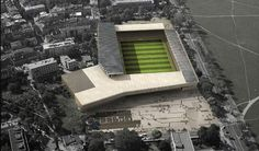 Nowy stadion Cracovia