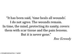 Rose Kennedy's Quote