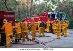 australian rural firefighters