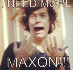 Image result for the selection i need more maxon!