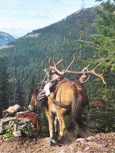 Montana Hunting Outf