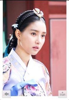 Kim So Eun Korean Hanbok, Korean Dress, Oriental Style, Oriental Fashion, Korean Traditional, Traditional Clothes, Kim So Eun, Culture Clothing, Korean Design