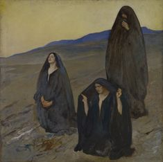Edwin Austin Abbey The Three Mary Yale University Art Gallery Oil On Canvas, Canvas Prints, Thing 1, Pre Raphaelite, Art Reproductions, Find Art, Framed Artwork, The Help, Giclee Print