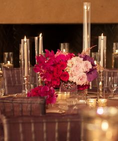 Sophisticated Wedding Reception Ideas from White Iilac Inc. To see more: http://www.modwedding.com/2014/04/19/sophisticated-wedding-reception-ideas-part-2/ #wedding #weddings #reception #centerpiece #centerpiece #cake Featured: White Iilac Inc