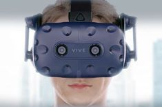 CES 2018: HTC VIVE Pro virtual reality (VR) headset and VIVE Wireless Adaptor announced - Price Availability Specifications Video #AR #AugmentedReality #Gadgets #IoT #MR #MixedReality #Smartwatches #VR #VirtualReality #Wearables #MicrosoftEden