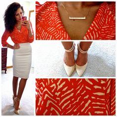 Hello, Gorgeous! Style blog with links to everything she wears....if something is out of stock she links to similar items....awesome!