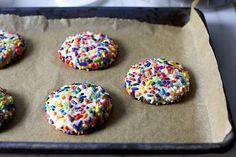 confetti cookies – smitten kitchen