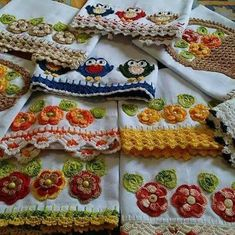 46 Ideas For Crochet Blusas Ganchillo Crochet Pillow Cases, Baby Blanket Crochet, Crochet Towel, Crochet Hooks, Crochet Borders, Crochet Patterns, Art Patterns, Crochet Flowers, Crochet Lace