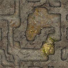 Heroic Maps - Geomorphs: Cavern Lairs - Cavern Lairs Cavern Lairs is a printable dungeon floorplan compatible with any RPG/Dungeon-Crawl game. Dungeon Tiles, Dungeon Maps, Fantasy Map, Medieval Fantasy, Virtual Tabletop, Map Layout, Cartography, Home Brewing, Dungeons And Dragons